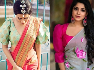 Stylish Trendy Blouse Designs For Wedding And Festive Season