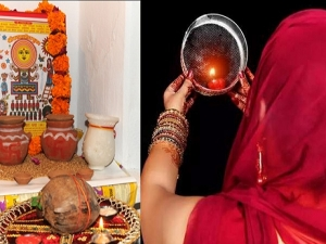 Karwa Chauth Pauranik Katha In Hindi