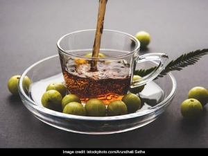 Amla Tea For Weight Loss And Diabetes