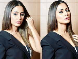 Tv Actress Hina Khan Use Homemade Oil For Silky And Shiny Hair
