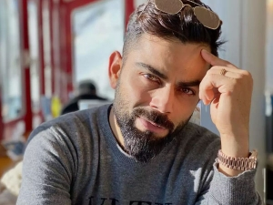Indian Cricket Team Captain Virat Kohli S Best Beard Styles On His Birthday