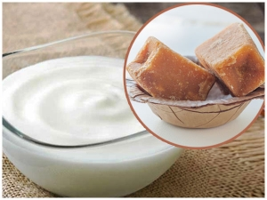 Health Benefits Of Eating Jaggery With Curd
