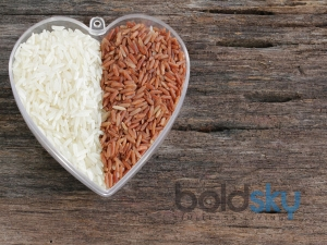 Benefits Of Eating Red Rice