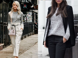 Style Tips For Women To Wear Sweater At Work