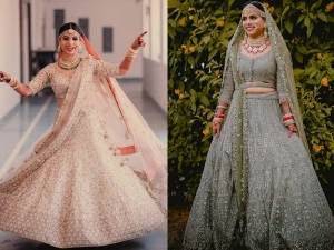 Pastel Bridal Lehenga Designs To Wear On Your Wedding Day