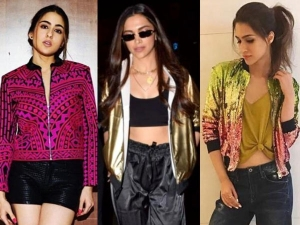 Bomber Jacket Styles To Copy From Bollywood Stars