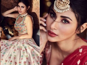 Mouni Roy Makeup Tips For Glowing Skin