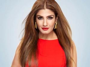 Raveena Tandon Share Winter Hair Care Tips In Hindi