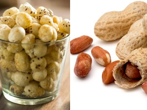 Peanut Or Makhana Which Is A Better Snack For Weight Loss