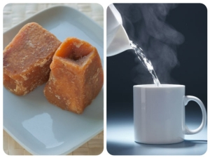 Weight Loss Why You Should Have Warm Water With Jaggery On An Empty Stomach