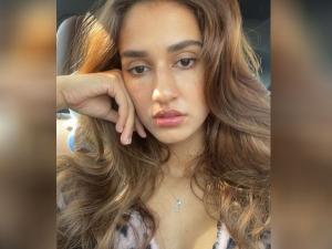 Disha Patani Shares Her Makeup Tutorial
