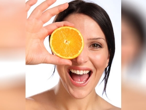 Homemade Diy Orange Juice Face Mask For Glowing Skin