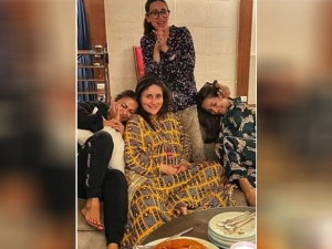 Kareena Kapoor Khan Looks Beautiful In Masaba Gupta Kaftan