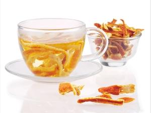 Health Benefits Of Orange Peel Tea