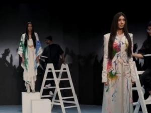 Anamika Khanna Opens Fdci X Lakme Fashion Week Live Show