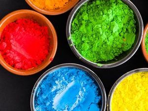 Holi 2021 How To Make Natural Herbal Holi Colours At Home In Hindi