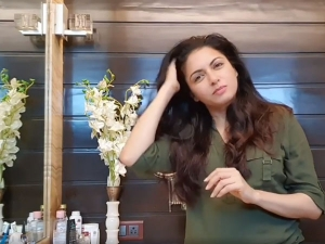 Homemade Oil To Control Hair Fall By Bhagyashree