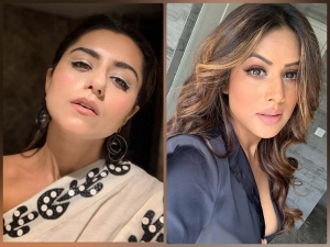 Nia Sharma And Ridhi Dogra Flaunts Their Style In White Eyeliner