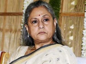 Jaya Bachchan Suffering From Claustrophobia