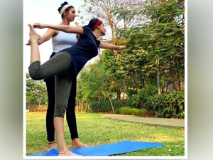 Amrita Rao Says Yoga For Fitness Post Delivery Is The Best Form Of Workout