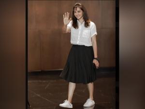 Malyalam Actress Manju Warrier Young Look Goes Viral
