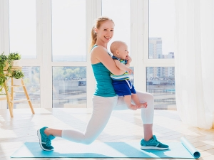Post Pregnancy Workouts To Try At Home In Hindi