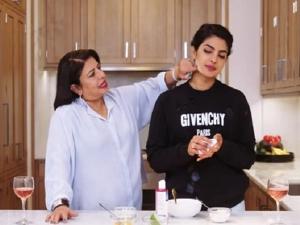 Priyanka Chopra Shares Ubtan Recipe Recipes For Sunburn In Hindi