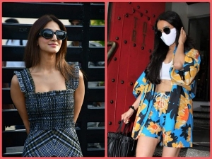Shraddha Kapoor And Vaani Kapoor Give Party Fashion Goals In Their Latest Look