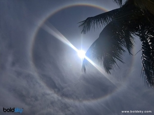 Sun Halo What Is It What Causes It And All You Need To Know About Rainbow Ring Around Sun In Hindi