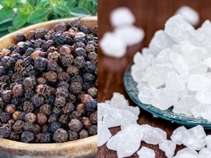 What Happens If We Take A Rock Salt And Black Pepper Together With Empty Stomach Daily