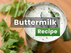 How To Make Buttermilk Recipe At Home