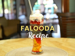 How To Prepare Falooda At Home During Ramadan