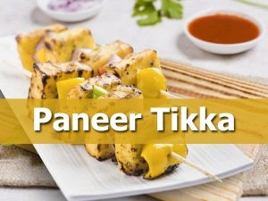 Paneer Tikka Recipe At Home For Iftar