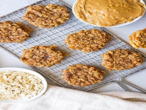 How To Make Peanut Butter Banana Cookie Recipe