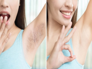 Underarm Infection Tips To Remove Underarms Hair At Home In Hindi