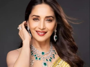 Madhuri Dixit Does Tulasana To Look Younger