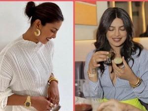 Priyanka Chopra Jonas Looks Stunning In These 2 Outfits