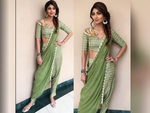 Traditional Saree Unique Modern Draping Styles In Hindi