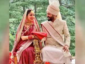 Yami Gautam Get Married To Uri Director Aditya Dhar In Intimate Ceremony See Her Bridal Look