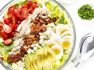 Easy Keto Salad Recipe At Home In Hindi