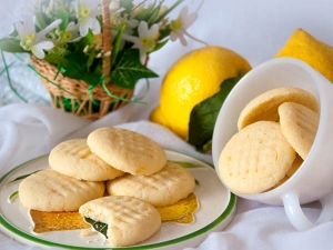 Easy Lemon Butter Cookies Recipe At Home In Hindi