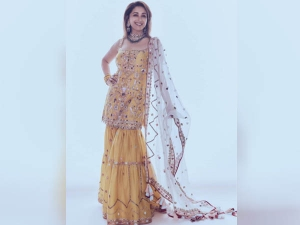 Try These Trendy And Stylish Traditional Outfits For Beautiful Look On Hariyali Teej