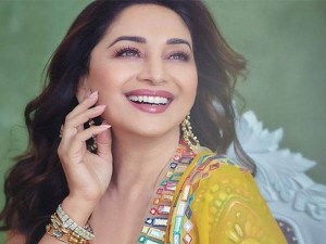 Madhuri Dixit Use Homemade Oil For Long And Shiny Hair In Hindi