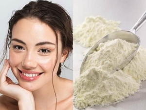 Milk Powder Face Pack For Glowing And Whitening Skin In Hindi