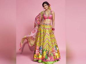 Shilpa Shetty Wore Most Expensive Lehenga See Pics