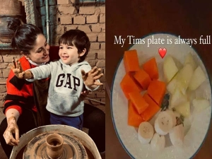 Kareena Kapoor Shared Her Five Year Old Son Taimur Ali Khan Diet Chart In Hindi
