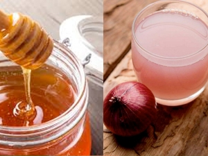 Honey And Onion Homemade Syrup To Cure Cough Naturally Know How To Make It
