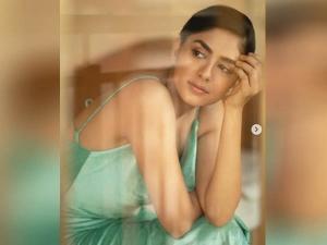 Mrunal Thakur Reveals Her Beauty Secrets