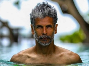 I Used To Eat A Quarter Kilo Of Chocolates Everyday Milind Soman On Diet Fitness And More In Hindi