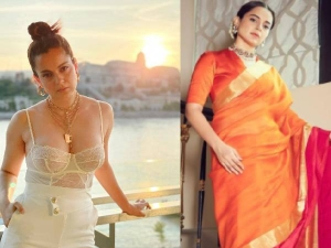 Kangana Ranaut Wear Bold Outfit And Traditional Outfit With Confidence